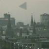 НЛО над Кремлем днем
